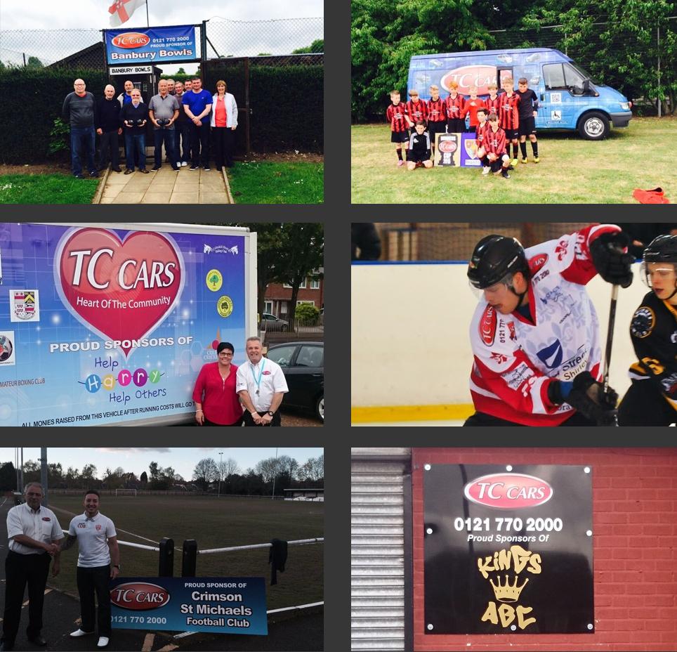 TC Cars Sponsorship